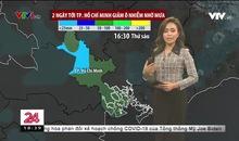 Bản tin thời tiết 18h45 - 21/01/2021