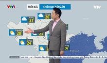 Bản tin thời tiết 12h30 - 23/01/2021
