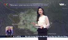 Bản tin thời tiết 18h - 25/01/2021