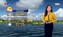 Bản tin thời tiết 9h10 - 26/02/2021