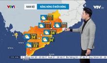 Bản tin thời tiết 19h45 - 01/3/2021