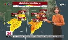 Bản tin thời tiết 18h45 - 02/3/2021