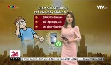 Bản tin thời tiết 18h45 - 04/3/2021