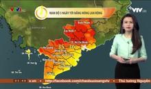 Bản tin thời tiết 5h30 - 05/3/2021