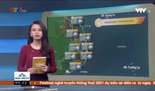 Bản tin thời tiết 6h15 - 12/4/2021