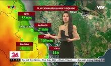 Bản tin thời tiết 11h30 - 15/4/2021