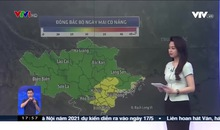 Bản tin thời tiết 18h - 18/4/2021