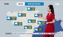 Bản tin thời tiết 12h30 - 24/6/2021