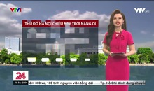 Bản tin thời tiết 11h30 - 30/7/2021
