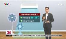 Bản tin thời tiết 11h30 - 02/8/2021