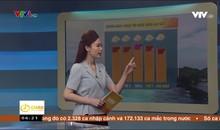Bản tin thời tiết 6h15 - 04/8/2021