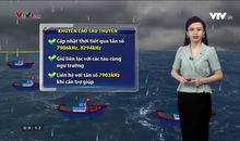 Bản tin thời tiết 9h10 - 04/8/2021