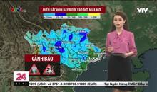 Bản tin thời tiết 11h30 - 17/9/2021