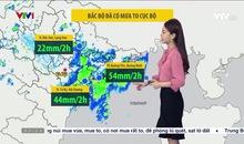 Bản tin thời tiết 12h30 - 17/9/2021
