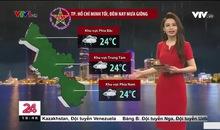 Bản tin thời tiết 18h45 - 21/9/2021