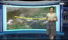 Bản tin thời tiết 19h45 - 24/5/2017