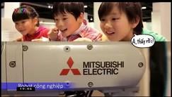 Thương hiệu toàn cầu Mitsubishi Electric - Trăm năm vững vàng vị trí tiên phong