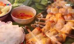 Góc bếp quê nhà: Chả tôm Thanh Hóa