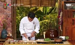Góc bếp quê nhà: Lẩu gà lá é