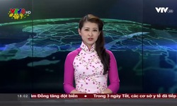 Bản tin 18h VTV8 - 19/02/2018