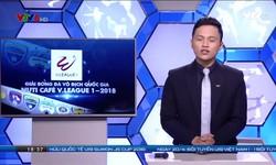 Bản tin 18h VTV8 - 21/4/2018