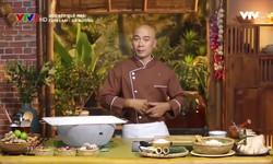 Góc bếp quê nhà: Cơm lam - gà nướng