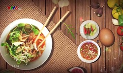 Góc bếp quê nhà: Vả trộn thịt bò cay