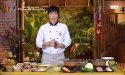 Góc bếp quê nhà: Canh bắp cải gói thịt