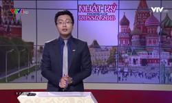 Nhật ký FIFA World Cup™ - 18/6/2018