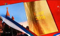 Nhật ký FIFA World Cup™ - 23/6/2018