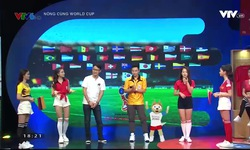 Nóng cùng FIFA World Cup™ 2018 - 24/6/2018