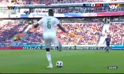 2018 FIFA World Cup™: Nhật Bản - Senegal