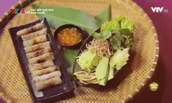 Góc bếp quê nhà: Ram chuối