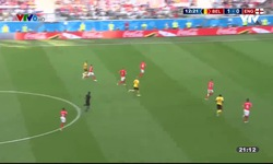 2018 FIFA World Cup™: Video bản full trận tranh hạng 3: Anh - Bỉ