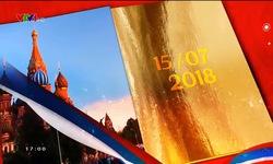 Nhật ký FIFA World Cup™ - 15/7/2018
