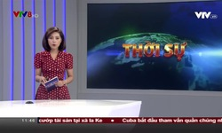 Bản tin 11h30 VTV8 - 14/8/2018