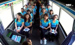 Chuyến xe buýt kỳ thú: Trên đất Lam Kinh