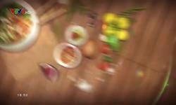 Góc bếp quê nhà: Ốc len xào dừa