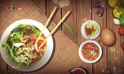 Góc bếp quê nhà: Bún nước Bình Định