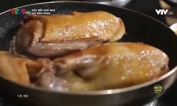 Góc bếp quê nhà: Vịt nấu chao