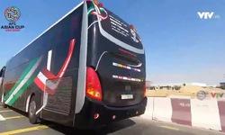 ĐT Việt Nam chúng ta sẽ được sử dụng một chiếc xe bus như thế này khi tham dự Asian Cup 2019