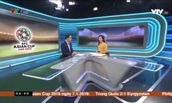 Thể thao sáng - 08/01/2019