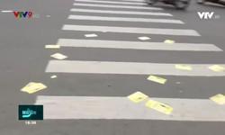 Tờ rơi hay giấy rác?