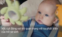 Tác dụng của nấc cụt ở trẻ em