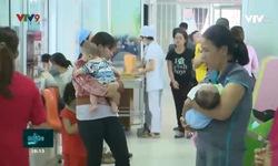 Thời tiết chuyển mùa, phụ huynh lưu ý phòng tránh bệnh hô hấp cho trẻ