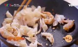 Bếp nhà: Cơm chiên hải sản sa tế