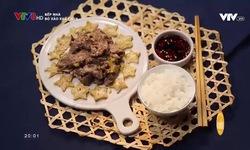 Bếp nhà: Bò xào khế chua