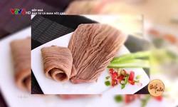 Bếp nhà: Bao tử cá basa xốt cay