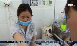 Nhiều người lớn mắc bệnh sởi