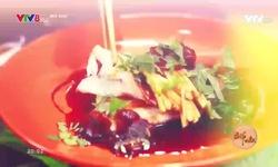 Bếp nhà: Cá diêu hồng chiên xốt nước tương